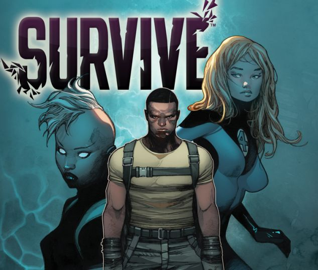SURVIVE! 1 (WITH DIGITAL CODE)