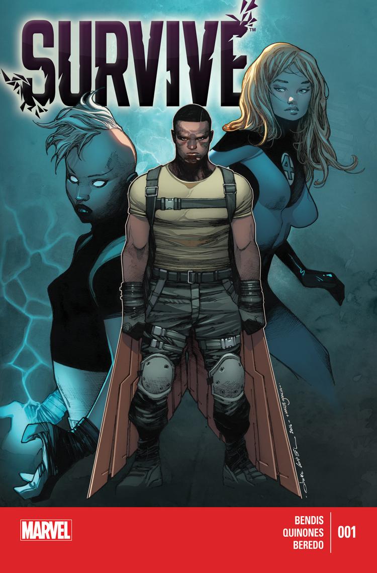 Survive! (2014) #1 (Variant)