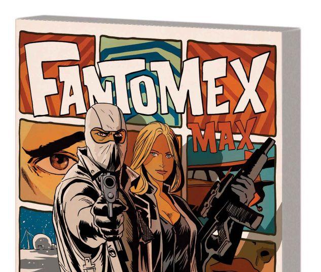 FANTOMEX MAX TPB