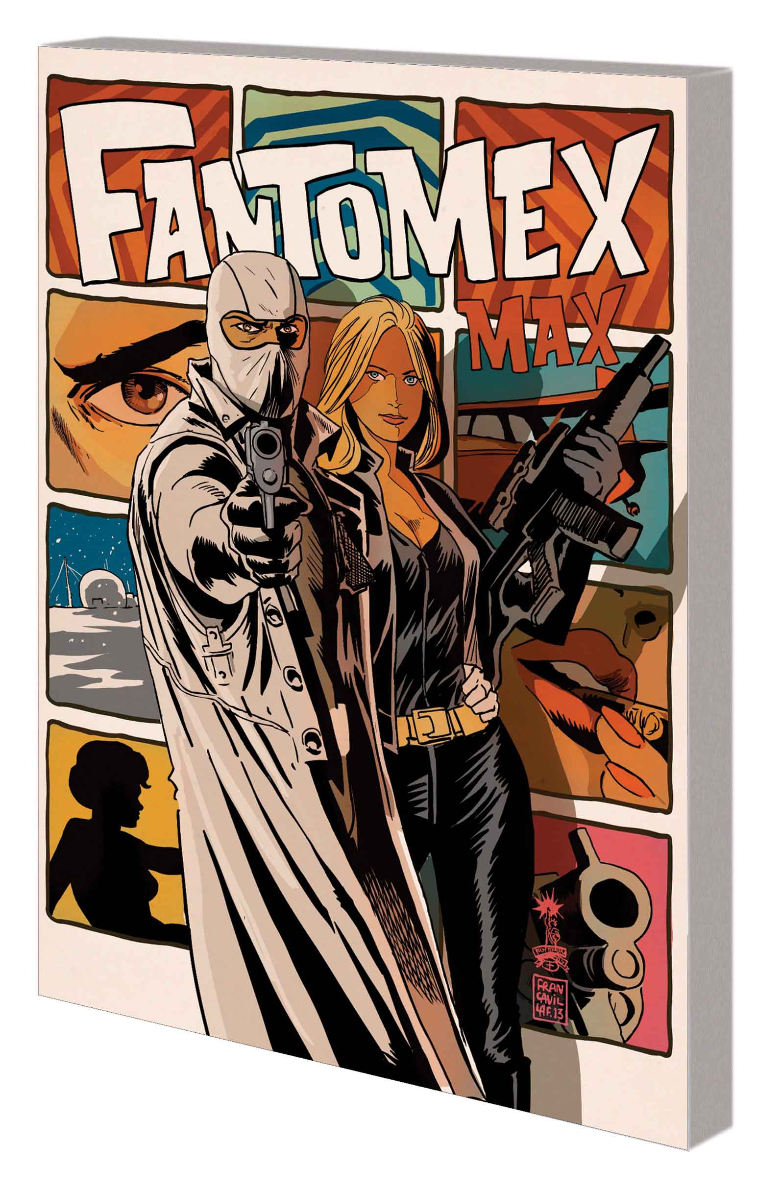 FANTOMEX MAX TPB (Trade Paperback)