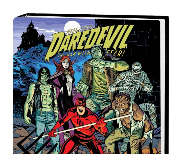 DAREDEVIL BY MARK WAID VOL. 7 PREMIERE HC