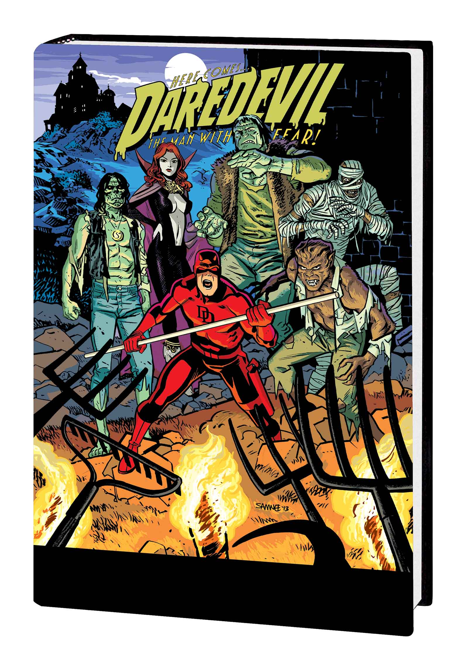 Daredevil by Mark Waid Vol. 7 (Hardcover)