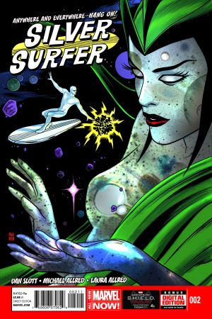 Silver Surfer (2014) #2