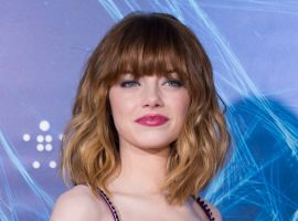 Emma Stone at the New York Premiere of Amazing Spider-Man 2