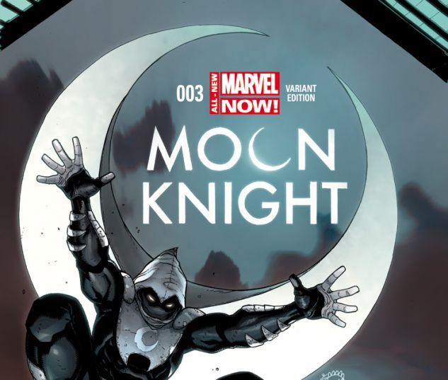 MOON KNIGHT 3 STEGMAN VARIANT (ANMN, WITH DIGITAL CODE)