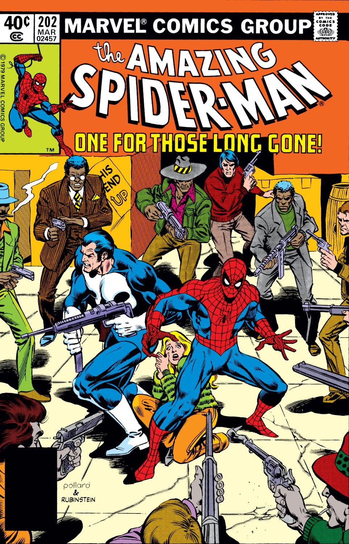 The Amazing Spider-Man (1963) #202