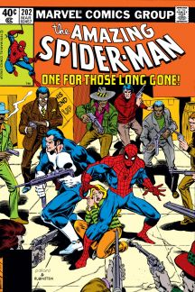 The Amazing Spider-Man (1963) #202