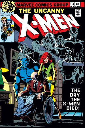 Uncanny X-Men #114
