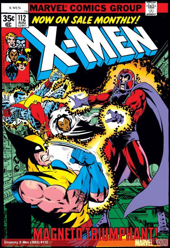 Uncanny X-Men (1963) #112