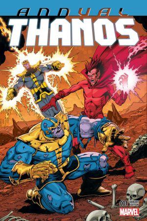 Thanos Annual (2014) #1 (Starlin Variant)