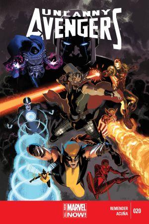 Uncanny Avengers (2012) #20