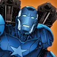 War Machine James Rhodes