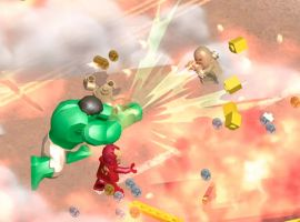 LEGO Marvel Super Heroes: Universe in Peril on iOS