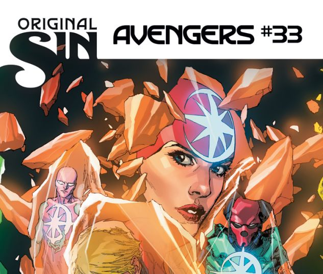 AVENGERS 33 (SIN, WITH DIGITAL CODE)