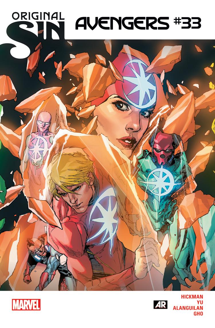 Avengers (2012) #33