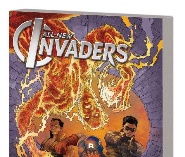 ALL-NEW INVADERS VOL. 1: GODS AND SOLDIERS TPB