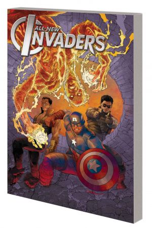 All-New Invaders Vol. 1: Gods and Soldiers (Trade Paperback)
