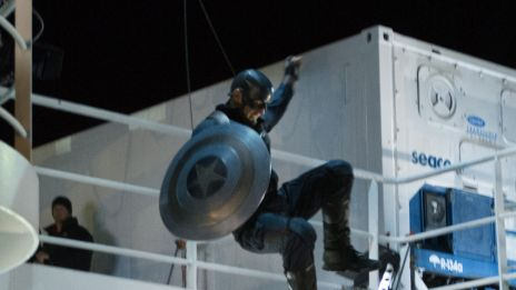 Marvel's Captain America: The Winter Soldier Blu-Ray Featurettes master