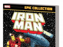 IRON MAN EPIC COLLECTION: STARK WARS TPB