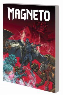 Magneto Vol. 2: Reversals (Trade Paperback)