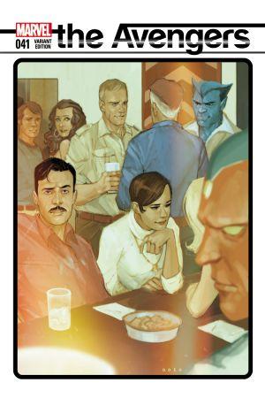 Avengers #41  (Noto Variant)