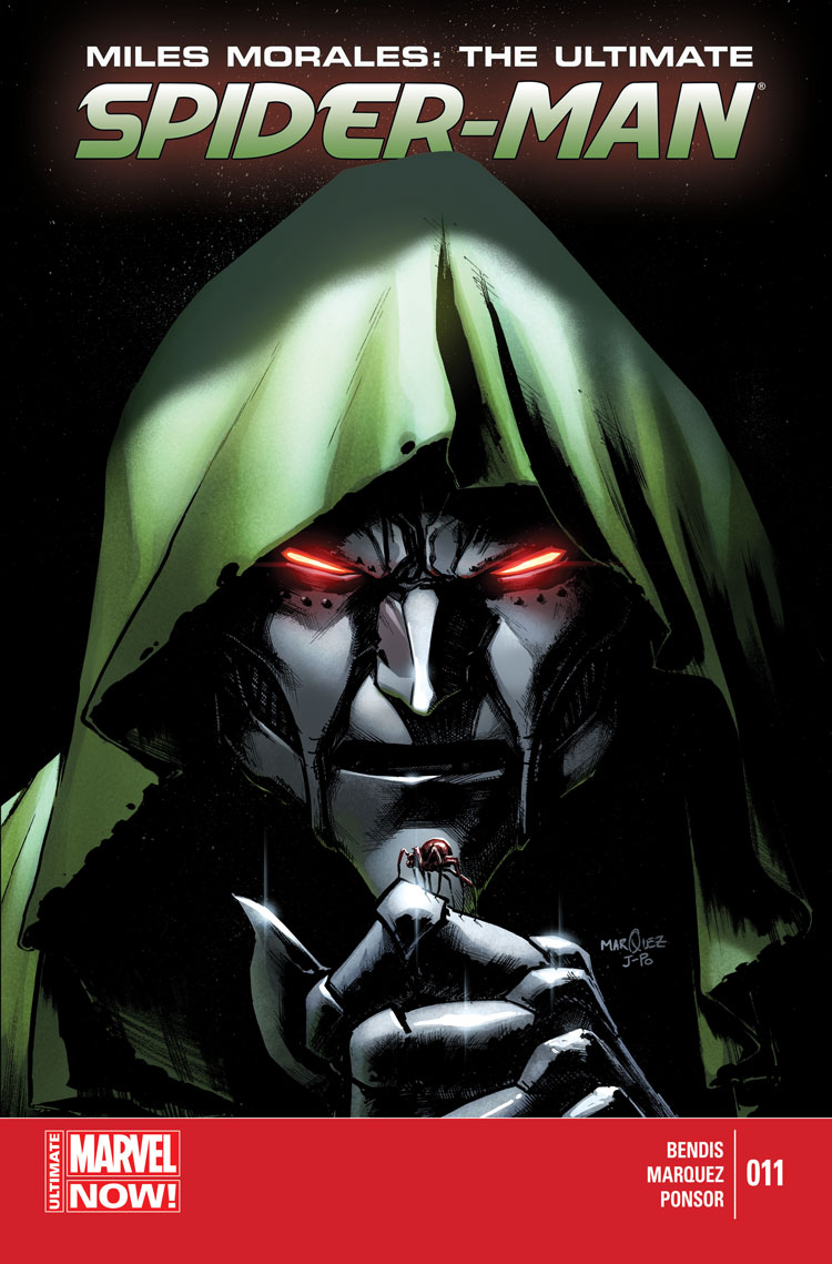 Miles Morales: Ultimate Spider-Man (2014) #11