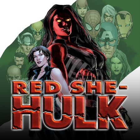 Red She-Hulk (2012 - 2013)