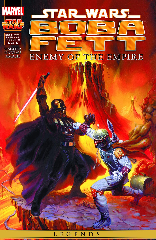 Star Wars: Boba Fett - Enemy Of The Empire (1999) #4