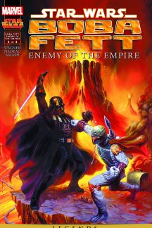 Star Wars: Boba Fett - Enemy Of The Empire #4