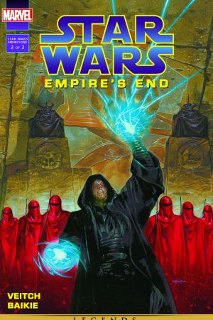 Star Wars: Empire's End #2