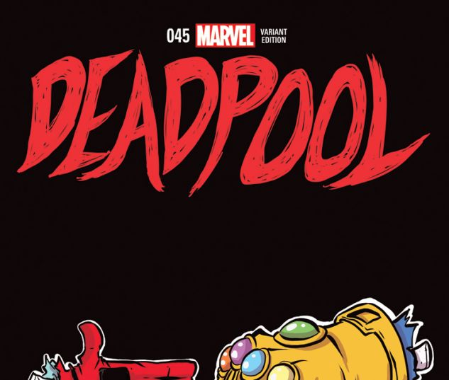 DEADPOOL 45 YOUNG JEWELS VARIANT (WITH DIGITAL CODE)