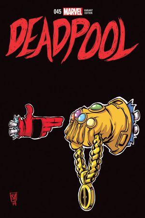 Deadpool (2012) #45 (Young Jewels Variant)