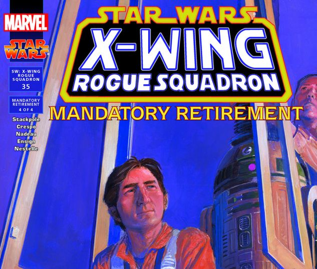 Star Wars: X-Wing Rogue Squadron (1995) #35