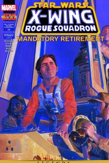 Star Wars: X-Wing Rogue Squadron #35