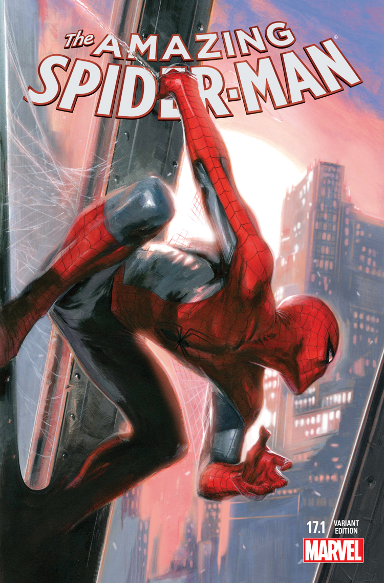 The Amazing Spider-Man (2014) #17.1 (Dell'otto Variant)