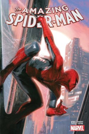 The Amazing Spider-Man #17.1  (Dell'otto Variant)