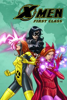 X-Men: First Class #9