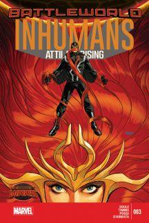 Inhumans: Attilan Rising #3