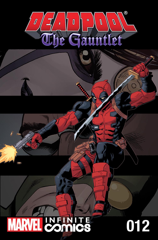 Deadpool: The Gauntlet Infinite Comic (2014) #12