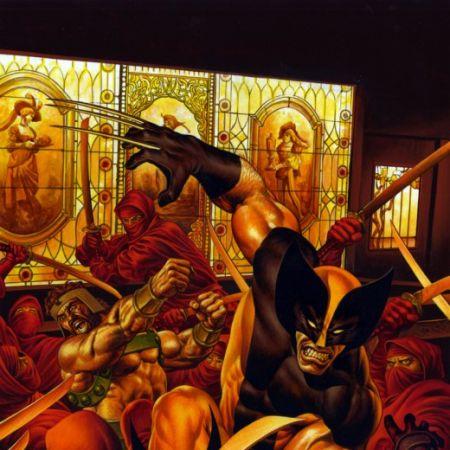 Wolverine/Hercules: Myths, Monsters & Mutants (2010-2011)