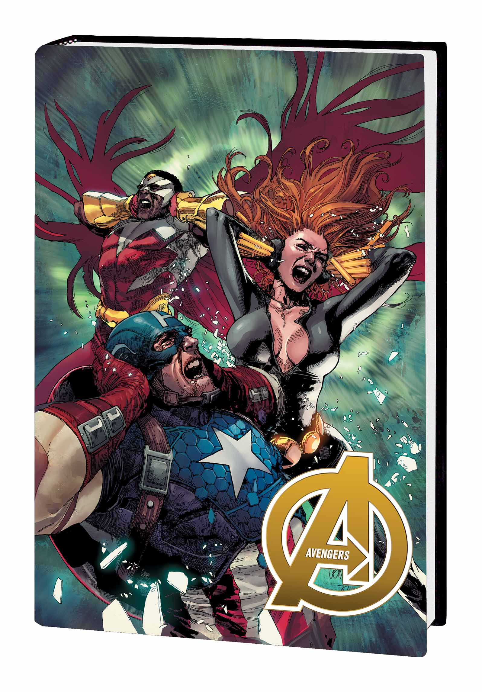 Avengers by Jonanthan Hickman (Hardcover)