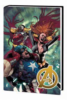 Avengers by Jonanthan Hickman (Hardcover)