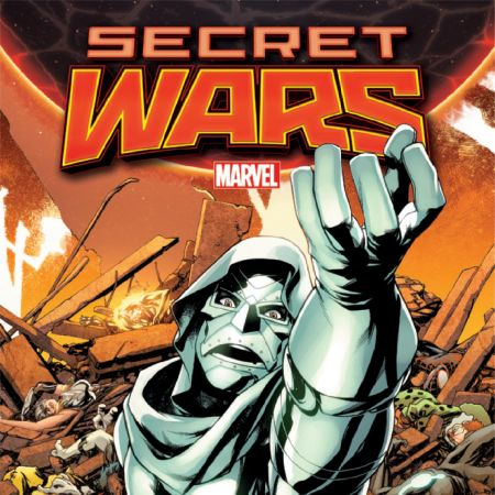 SECRET WARS: OFFICIAL GUIDE TO THE MARVEL MULTIVERSE 1 (2015)