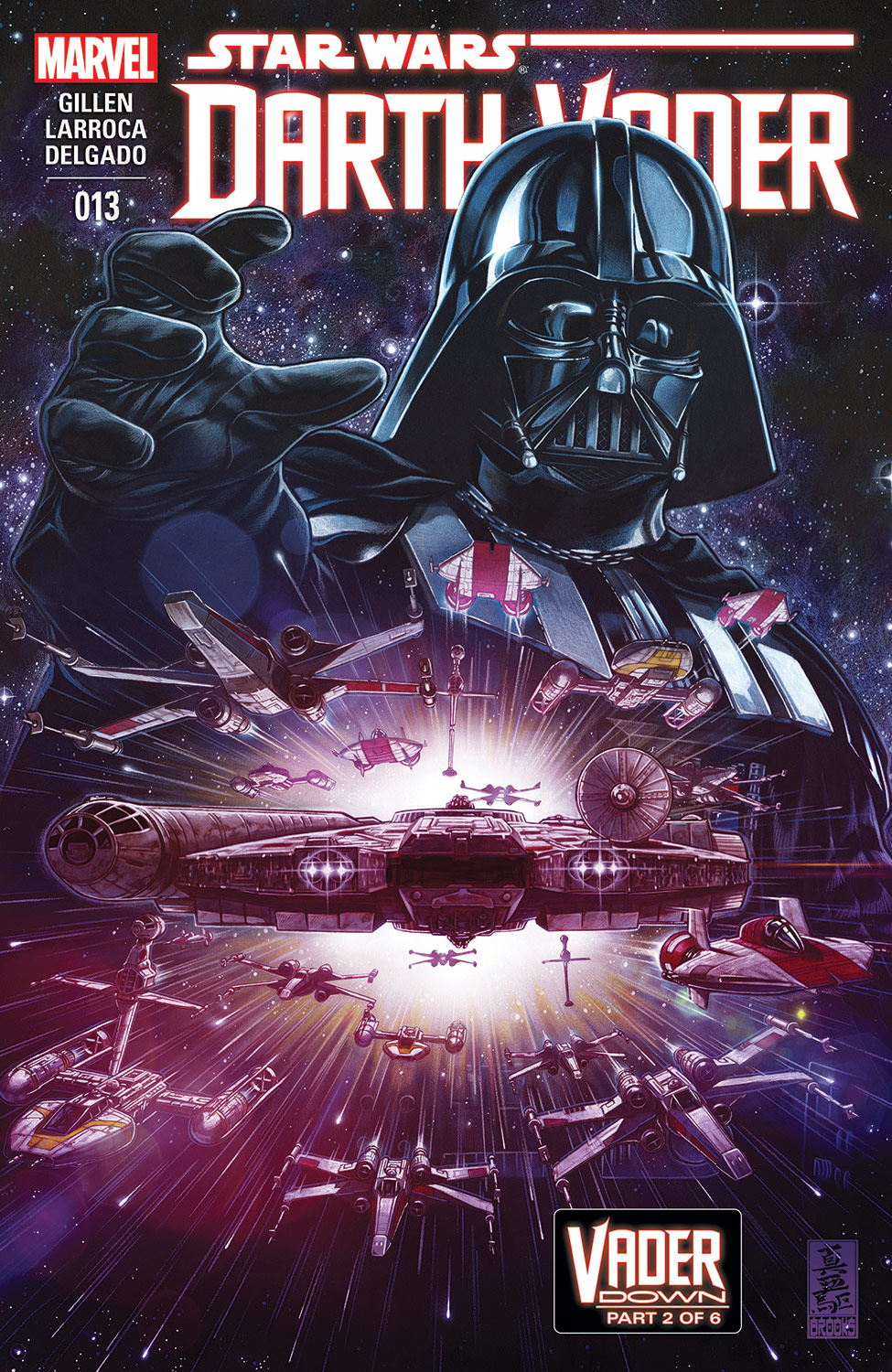Darth Vader 2015 13 Comic Issues Marvel