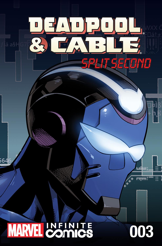 Deadpool & Cable: Split Second Infinite Comic (2015) #3