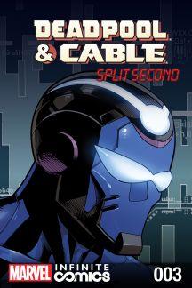 Deadpool & Cable: Split Second Infinite Comic #3