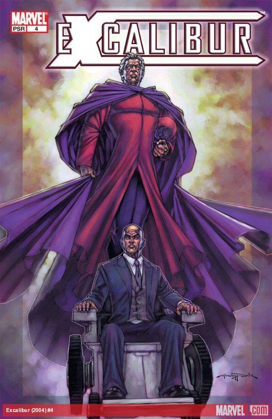 Excalibur (2004) #4