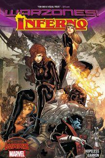 Inferno: Warzones! (Trade Paperback)