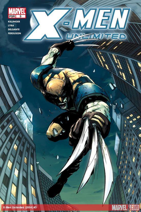 X-Men Unlimited (2004) #5