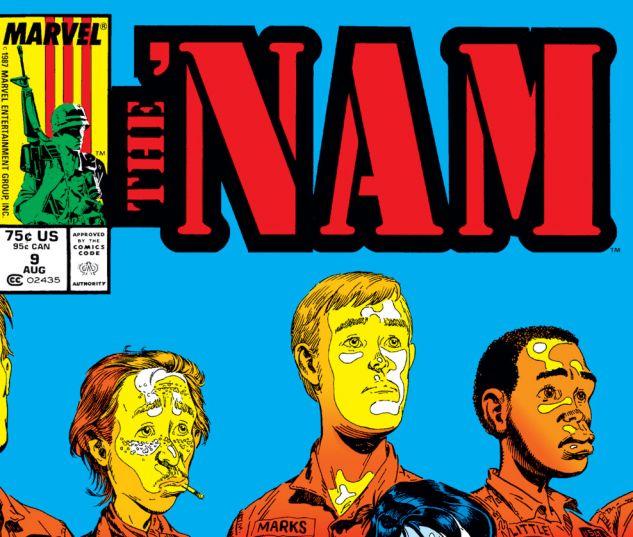 The 'Nam (1986) #9